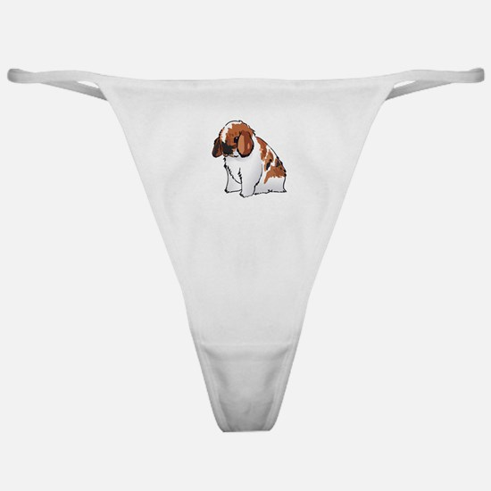 HOLLAND LOP EAR RABBIT Classic Thong