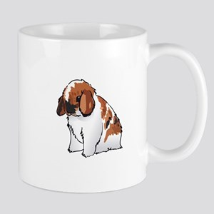HOLLAND LOP EAR RABBIT Mugs