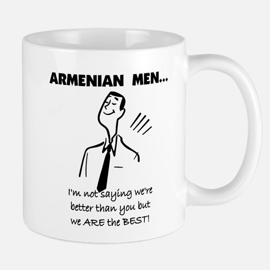 Armenian Men Mug