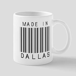 Dallas barcode Mugs