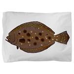 Summer Flounder Pillow Sham