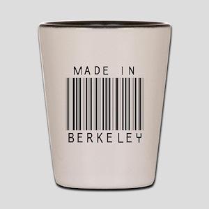 Berkeley barcode Shot Glass