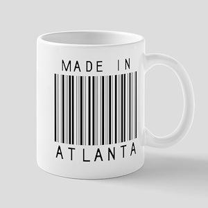 Atlanta barcode Mugs