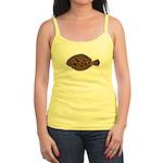 Summer Flounder Tank Top