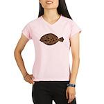 Summer Flounder Performance Dry T-Shirt