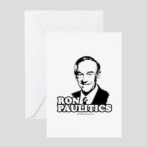 Ron Paul 2008: Ron Paulitic Greeting Card