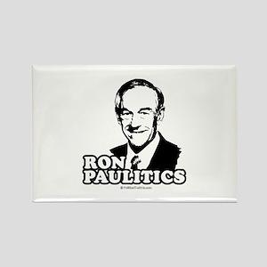 Ron Paul 2008: Ron Paulitic Rectangle Magnet