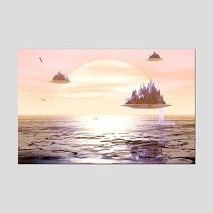 Sunset Mini Poster Print