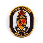USS FORD Button