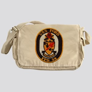 USS FORD Messenger Bag