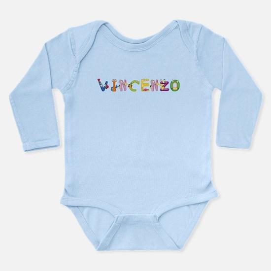 Vincenzo Body Suit