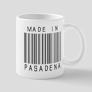 Pasadena Barcode Mugs