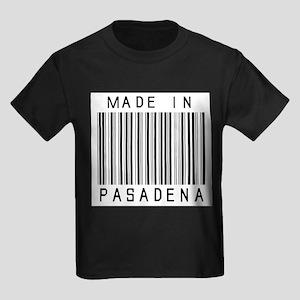Pasadena Barcode T-Shirt