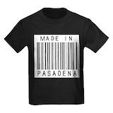 Pasadena Kids T-shirts (Dark)