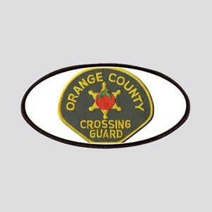 Orange County Crossing Guard Patch