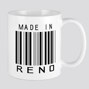 Reno Barcode Mugs