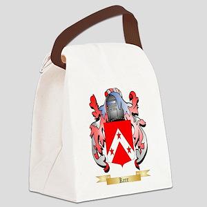 Kerr Canvas Lunch Bag