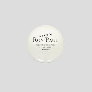 Ron Paul 2008: Paulitical Power Mini Button
