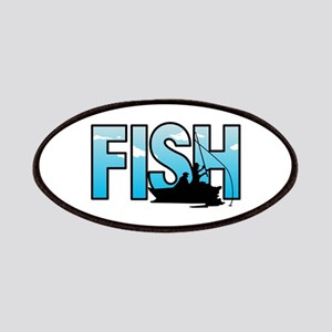 LARGE FISH Patch