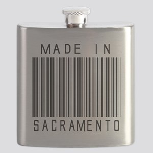 Sacramento Barcode Flask