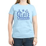 Snow Winter Getaway Women's Light T-Shirt