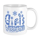 Snow Winter Getaway Mug