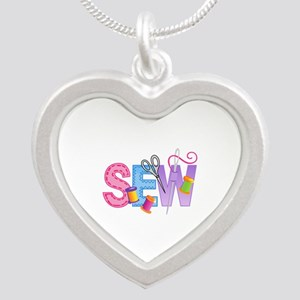 SEW MONTAGE Necklaces