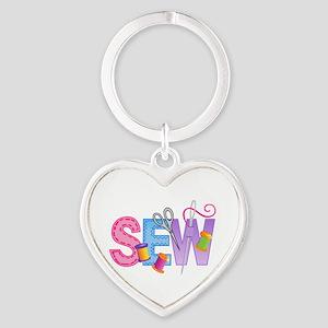 SEW MONTAGE Keychains