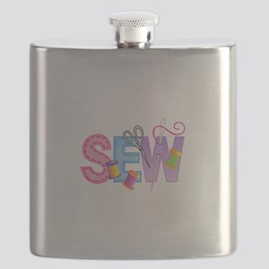 SEW MONTAGE Flask