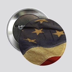 """Distressed Vintage American 2.25"""" Button (10 pack)"""