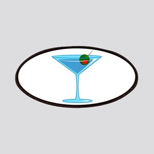 LARGE MARTINI Patch