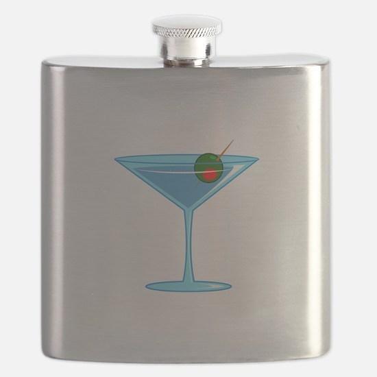 LARGE MARTINI Flask