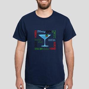 MARTINI FULL FRONT T-Shirt