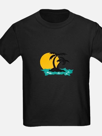 ISLAND PALMS T-Shirt