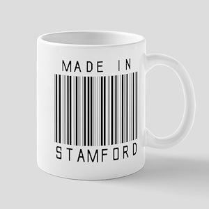 Stamford Barcode Mugs