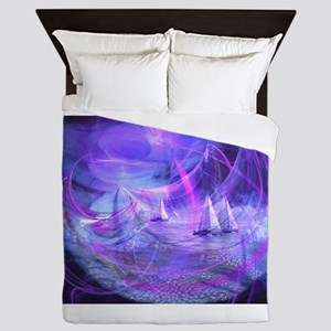 The Moon-Called Sea Queen Duvet