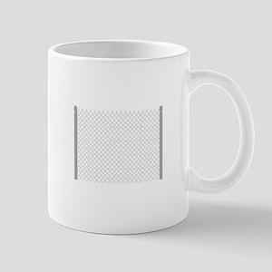 CHAIN LINK FENCE Mugs
