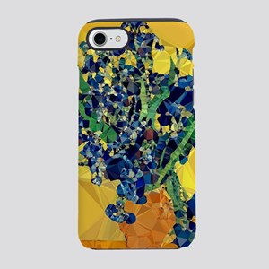 Van Gogh Irises Yellow Background iPhone 7 Tough C