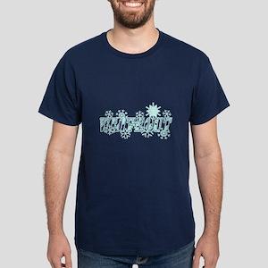 SNOWFLAKE WHITEOUT T-Shirt