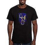 USS FORSTER Men's Fitted T-Shirt (dark)