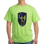 USS FORSTER Green T-Shirt