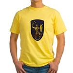 USS FORSTER Yellow T-Shirt