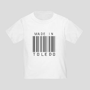 Toledo Barcode T-Shirt