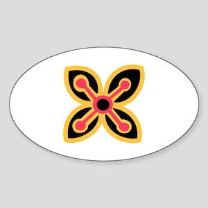 ADINKRA ABUNDANCE Sticker