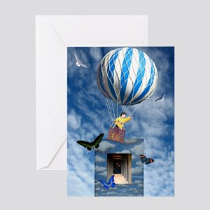 Release Greeting Card