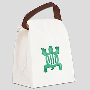 ADINKRA ADAPTABILITY Canvas Lunch Bag