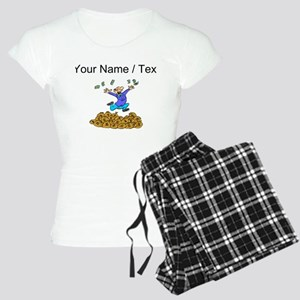 Wealthy Man (Custom) Pajamas