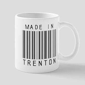 Trenton Barcode Mugs