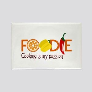 Cooking Is My Passion Magnets