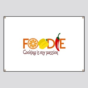 Cooking Is My Passion Banner